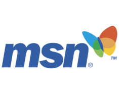 msn logo png transparent